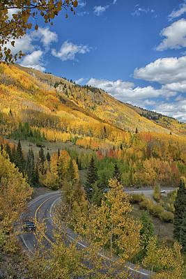 Photograph - Heavenly Colorado by Tom Kelly