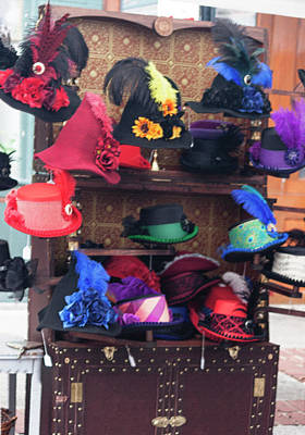 Heavenly Hats In Pastel Original