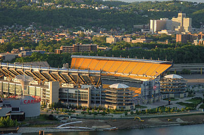 Photograph - Heinz Field by Dan Urban