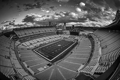 Sports Royalty-Free and Rights-Managed Images - Pittsburgh Steelers #67 by Robert Hayton