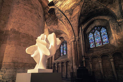 Photograph - Helaine Blumenfeld Exhibition 3 by James Billings