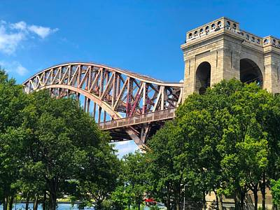Photograph - Hell Gate Summer by Cate Franklyn