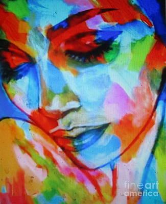 Painting - Her Heart Takes Flight by Helena Wierzbicki