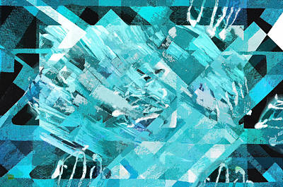 Digital Art - Here As In Heaven by Payet Emmanuel