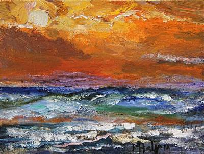 Painting - Here Comes The Sun by Michael Helfen