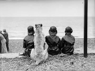 Photograph - Herne Bay by Fox Photos