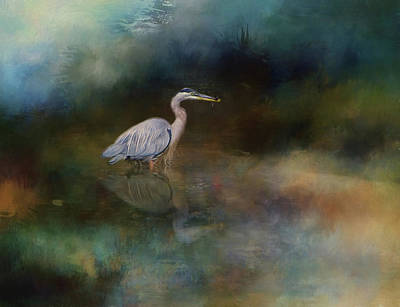 Photograph - Into The Mist by Marilyn Wilson