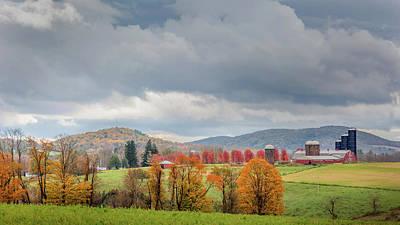 Photograph - Hiddenhurst Farm by Bill Wakeley