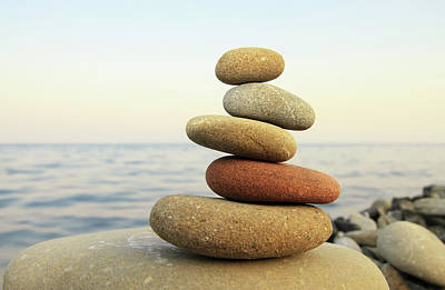 Balance Photograph - Hierarchy And Balance by Petekarici