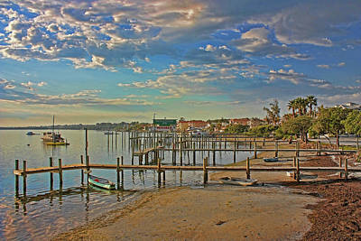 Photograph - High And Dry  by HH Photography of Florida
