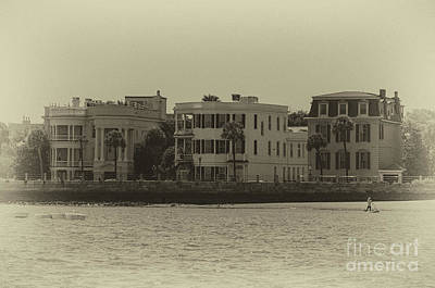 Photograph - High Battery - Charleston South Carolina by Dale Powell