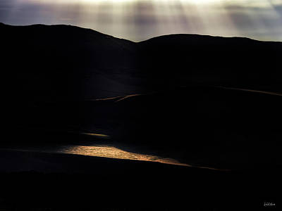 Photograph - High Desert Light by Leland D Howard