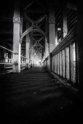 Katharine Hepburn - High Level Bridge fn0102 by David Pringle