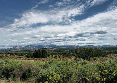 Photograph - High Plains by Jim Hill