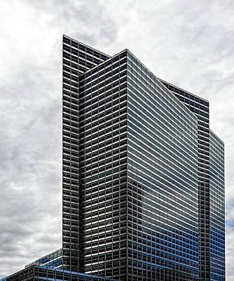 Photograph - High Rise Office Building by Robert Ullmann