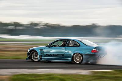Wall Art - Photograph - High Speed Tire Slaying by Robert Goodwin