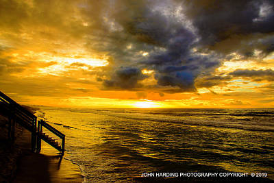 Photograph - High Tide by John Harding