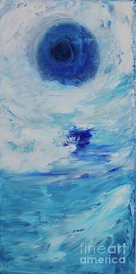 Painting - High Tide by Kim Nelson