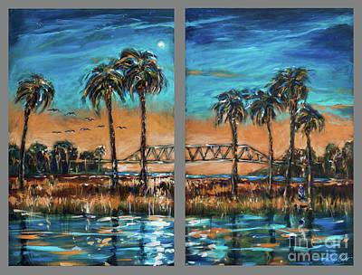Painting - Highway by Linda Olsen