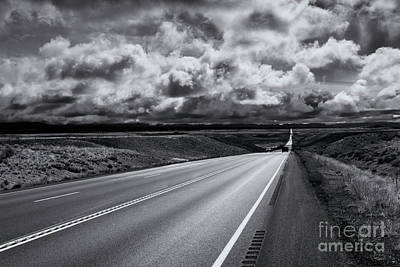 Photograph - Highway To Heaven by Mike Dawson