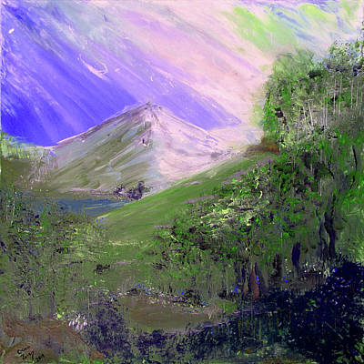 Painting - Hillside  by Colleen Ranney
