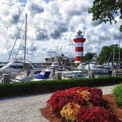 Photograph - Hilton Head Island - Square by Renee Sullivan