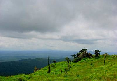 Karnataka Photograph - Himavad Gopalaswamy Betta by Ajit Chouhan Photography