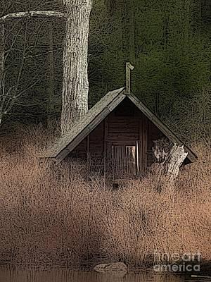 Photograph - Hobbits House #4 by Marcia Lee Jones