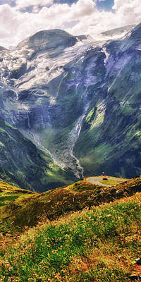 Photograph - Hohe Tauern National Park Austria by Gerlinde Keating - Galleria GK Keating Associates Inc
