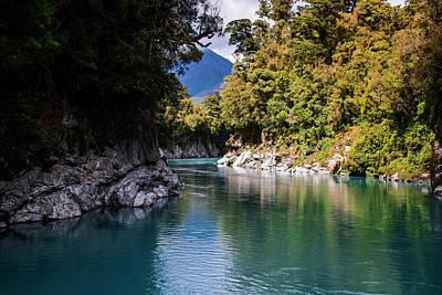 Wall Art - Photograph - Hokitika Gorge New Zealand Iv by Joan Carroll