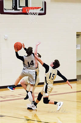 Photograph - Holden Layup by Edward Peterson