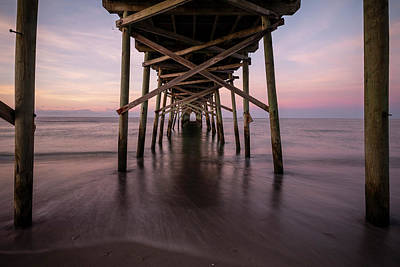 Photograph - Holden Pier by L A Patterson