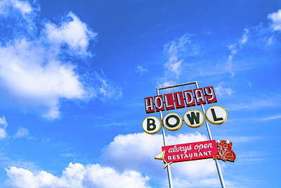 Photograph - Holiday Bowl by Daniel Baumer