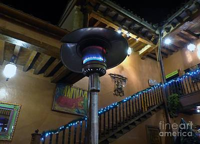 Photograph - Holiday Dining In Patzcuaro by Rosanne Licciardi