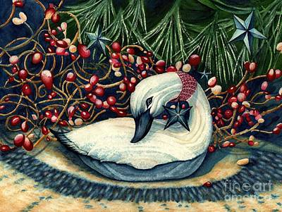 Holiday Swan Original