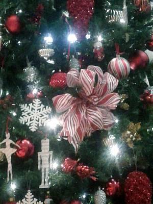 Wall Art - Photograph - Holiday Tree by Serbennia Davis