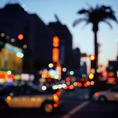 Photograph - Hollywood Glitz by Photographed By Victoria Phipps ©