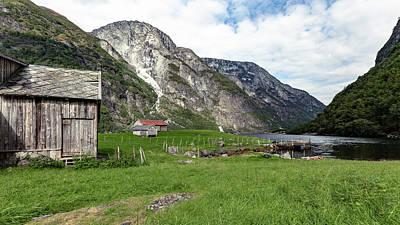 Photograph - Holmaviki, Norway by Andreas Levi