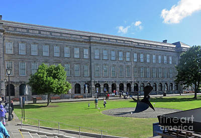 Photograph - Home Of The Book Of Kells by Cindy Murphy