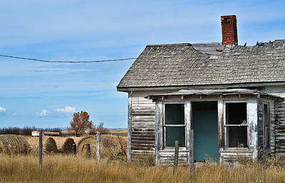 Photograph - Home On The Range by Carl Young