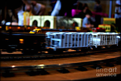 Frank J Casella Royalty-Free and Rights-Managed Images - Homewood Rail Fest 2019 by Frank J Casella