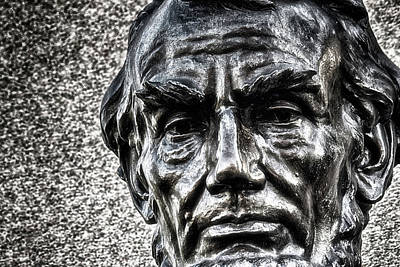 Photograph - Honest Abe by Travis Rogers