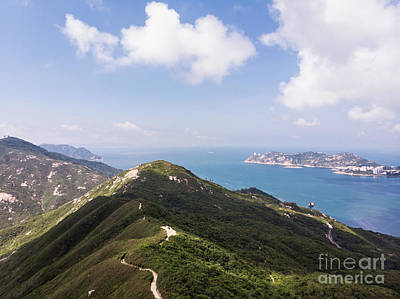 Photograph - Hong Kong Dragon Back by Didier Marti