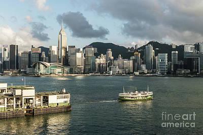 Photograph - Hong Kong Star by Didier Marti