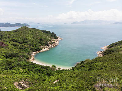 Photograph - Hong Kong Wilderness by Didier Marti