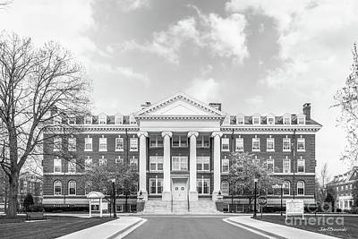 Photograph - Hood College Alumnae Hall by University Icons