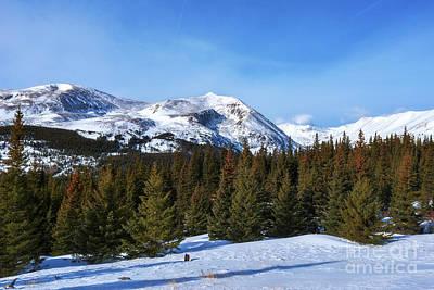 Photograph - Hoosier Pass II by Sharon Seaward