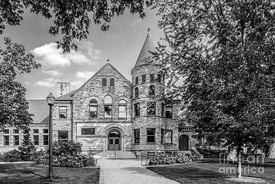 Photograph - Hope College Graves Hall by University Icons