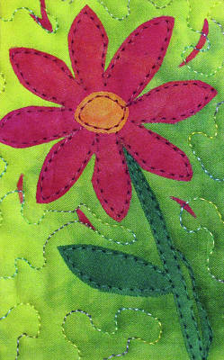 Tapestry - Textile - Hope by Pam Geisel