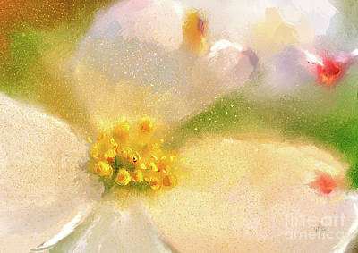 Digital Art - Hope Springs Eternal by Lois Bryan
